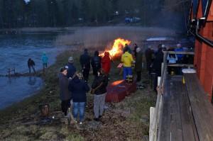Valborgsmässoafton 2015